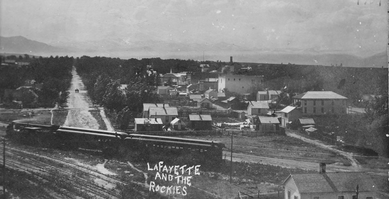 Lafayette History